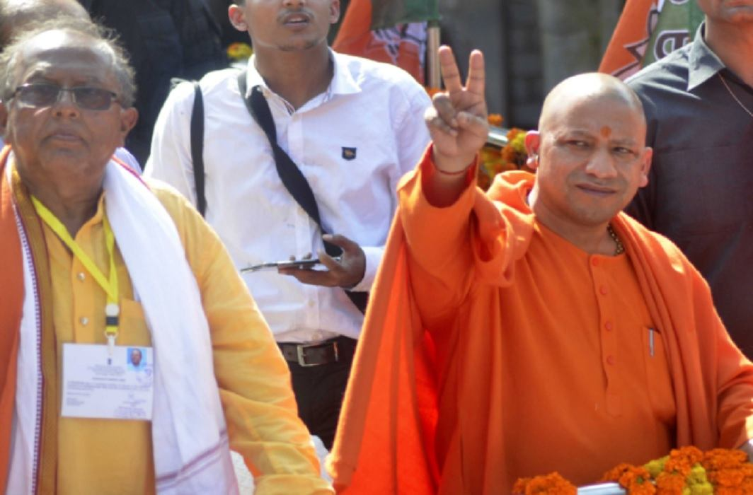 Yogi's magic in Tripura assembly elections, BJP strategy succeeded