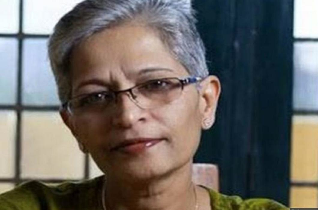 Gauri Lankesh murder: First accused arrested, 5 days custody extended