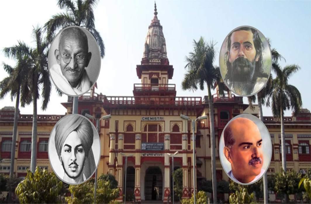 Politics of Indian politics and heritage