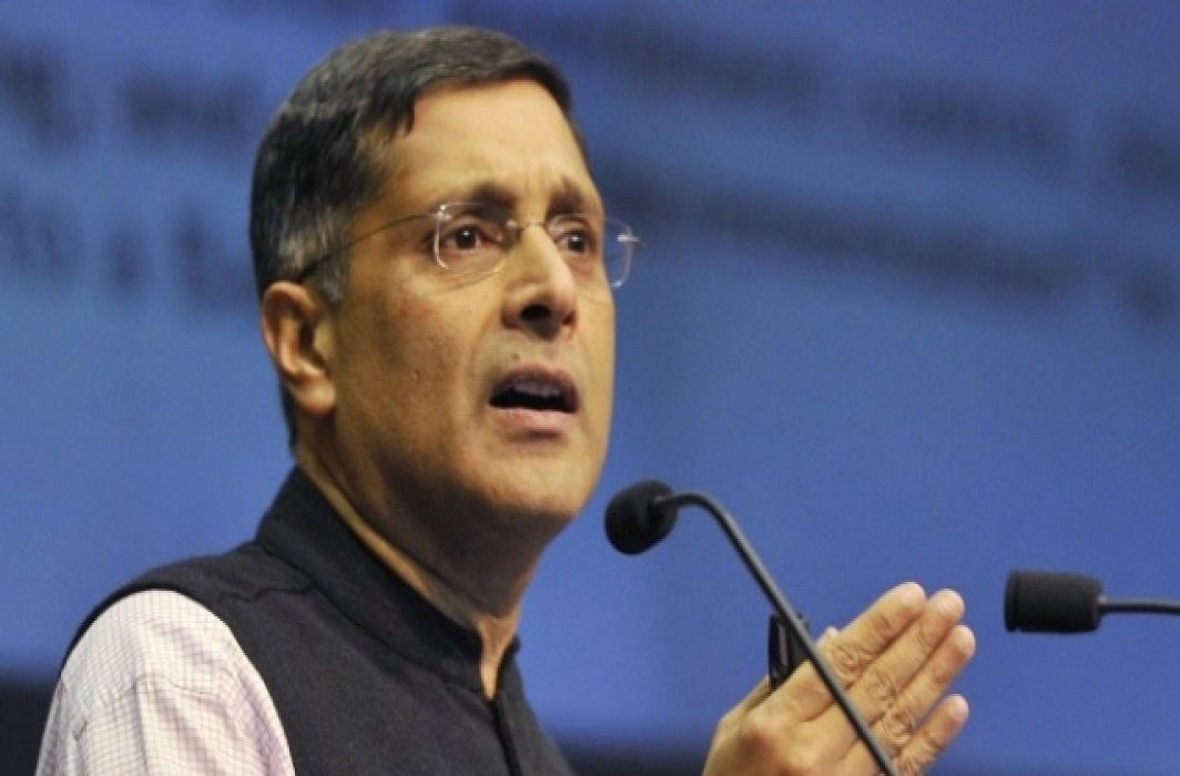 Arvind Subramaniam may become World Bank's Chief Economist