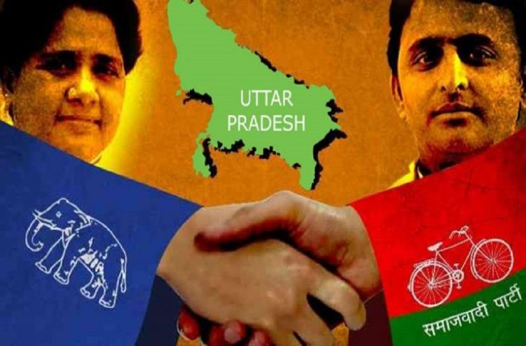 Akhilesh and Mayawati have won a by-election in UP