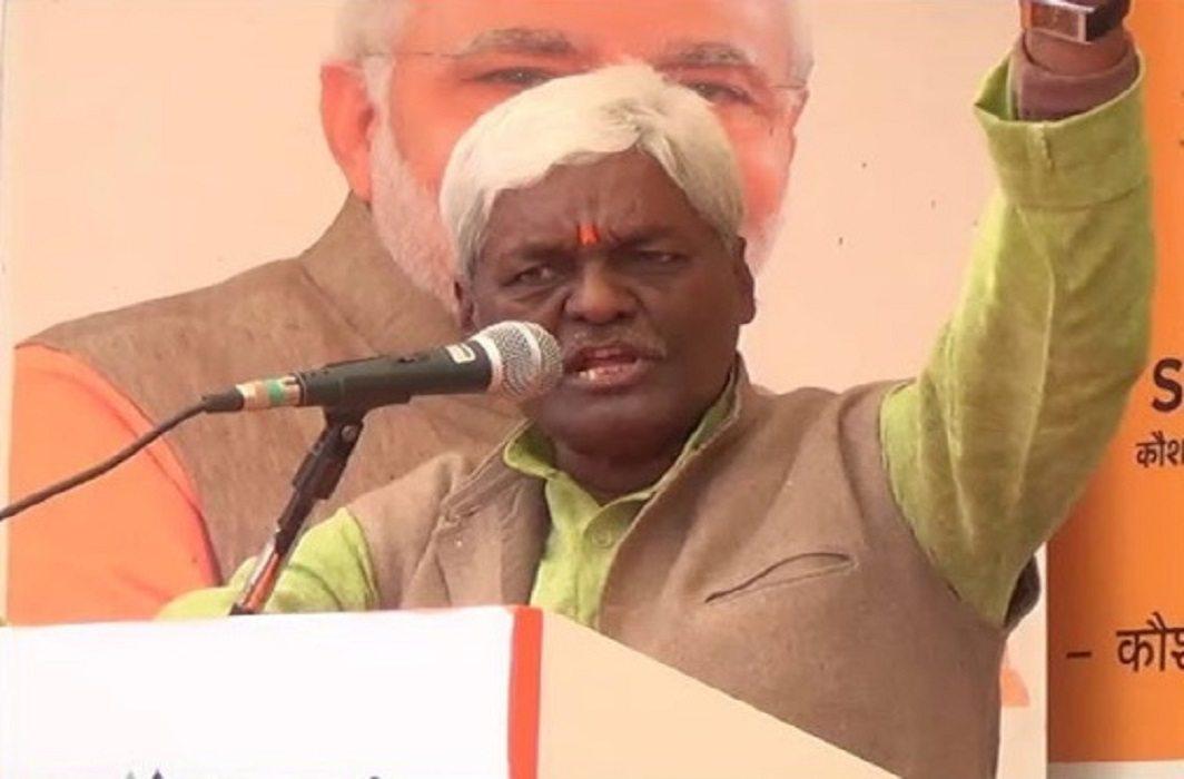 BJP MLA Pannalal shakya