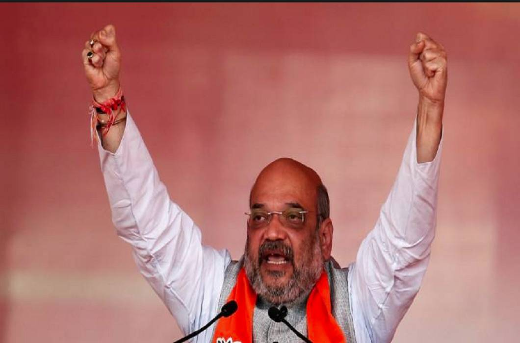 Amit Shah on Mysore tour From today and would like to win this 26 seats of karnataka