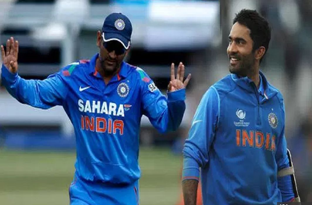 Karthik Speaking on comparison with Dhoni