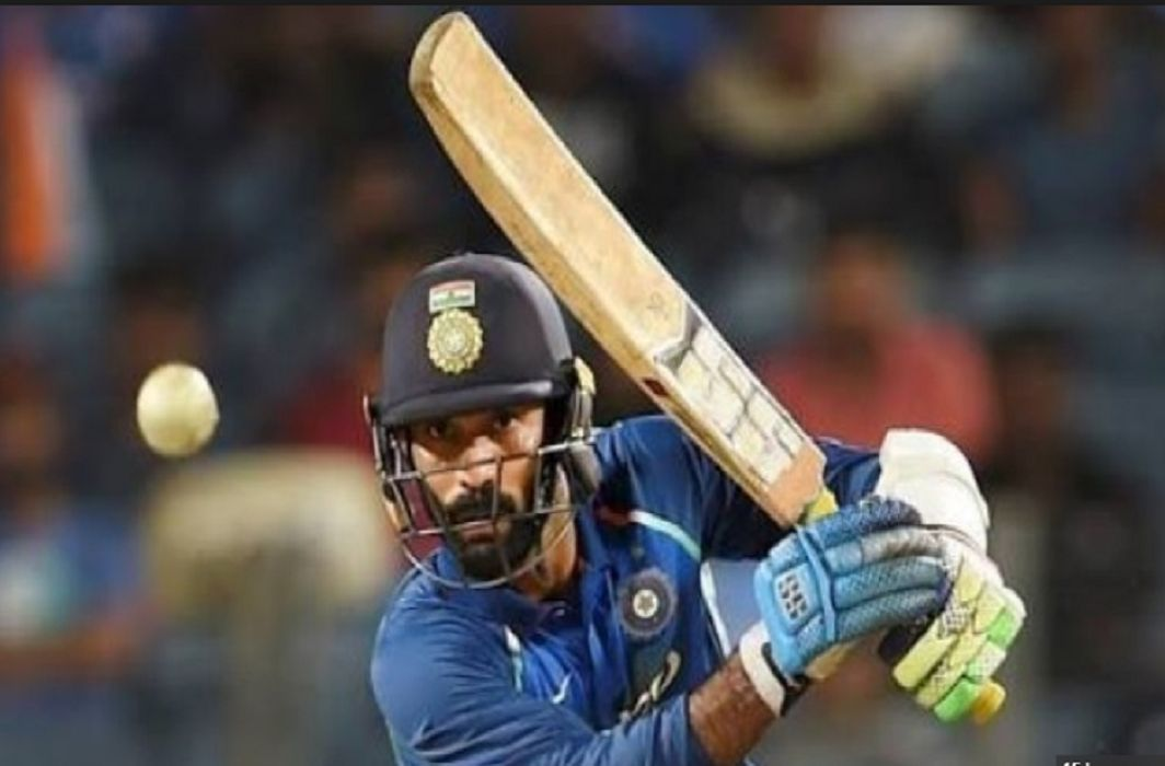 Dinesh Karthik changed match at the last ball