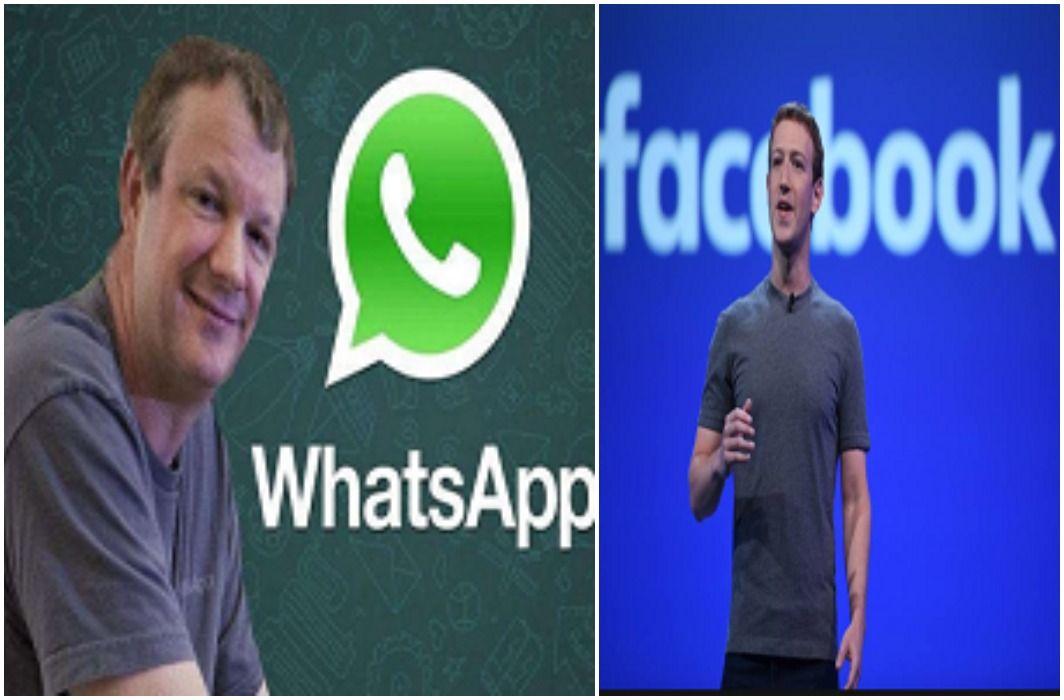 Whatsapp co-founder Bryan Acton tweeted, said -delete Facebook