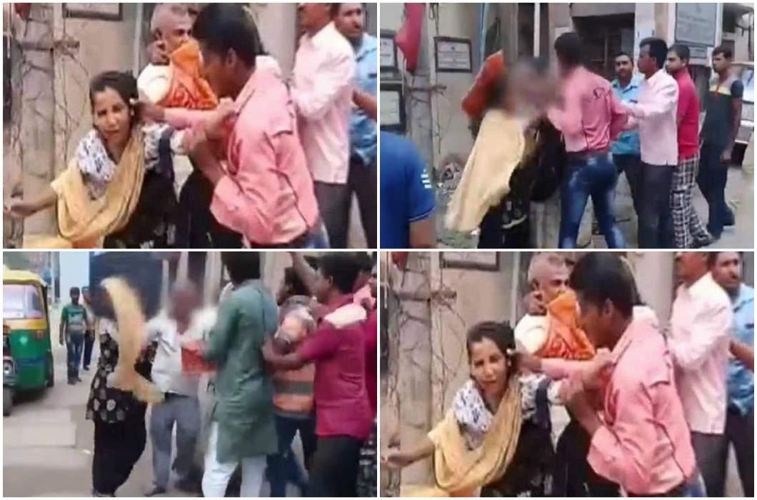 tmc-workers-beaten-bjp-female-candidates