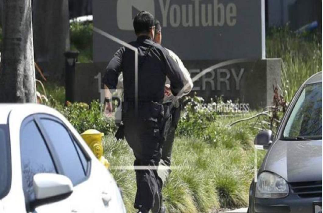 Four people injured in firing at YouTube headquarters, Google CEO expressed regret