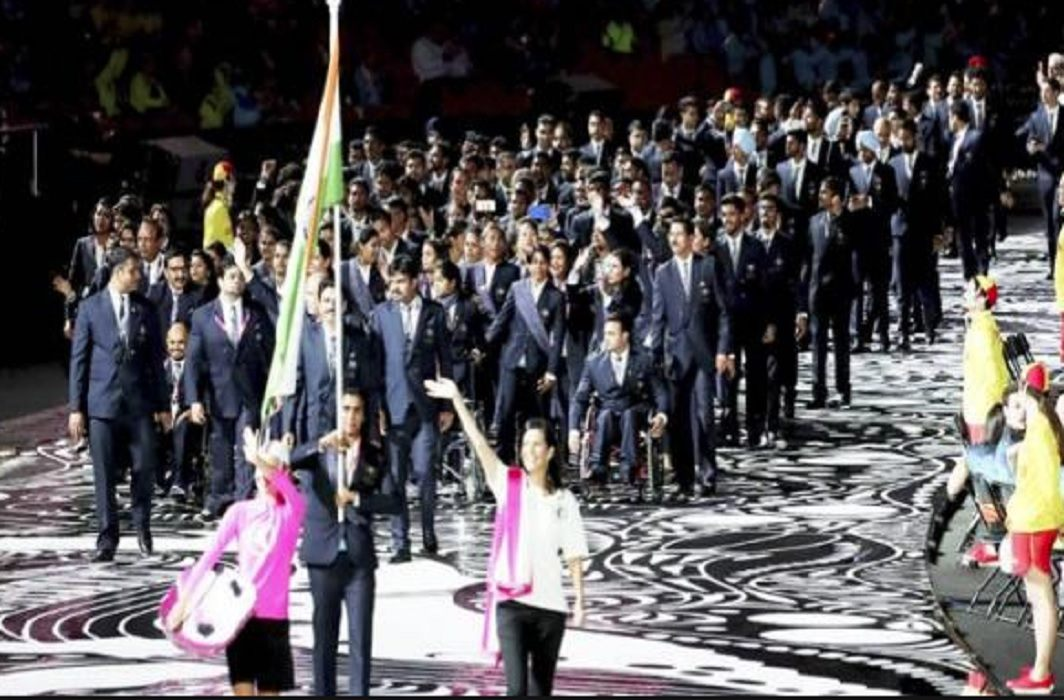 India has third rank In the Commonwealth Games 2018