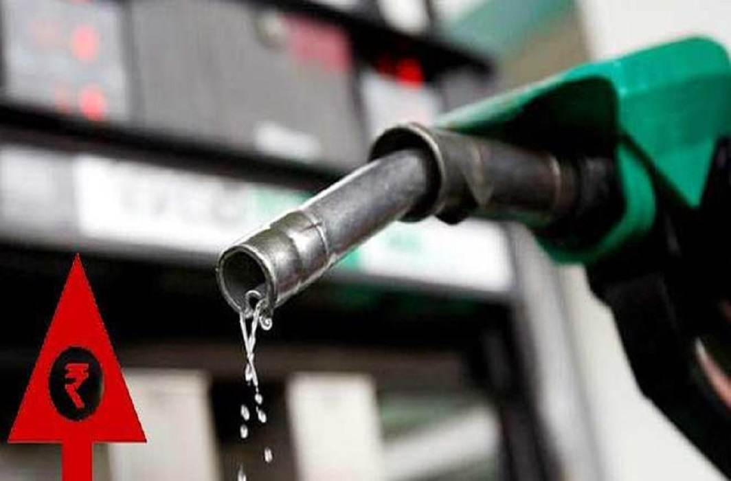 petrol and diesal price are higher in last four years