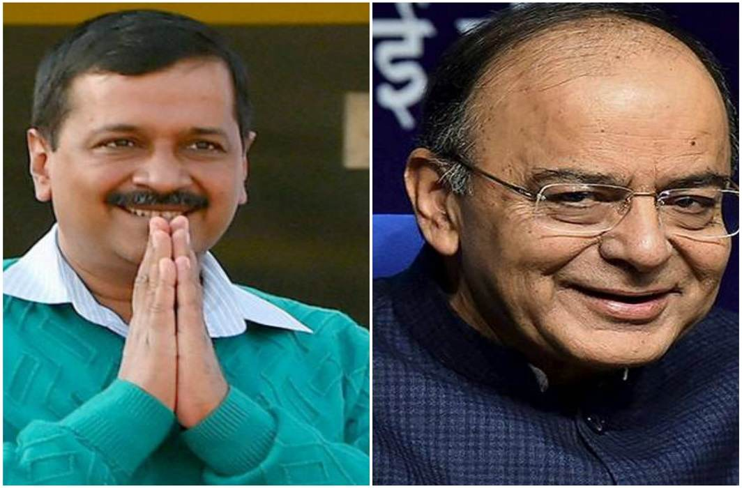 We made mistakes ... apologize to us, Kejriwal apologizes to Jaitley