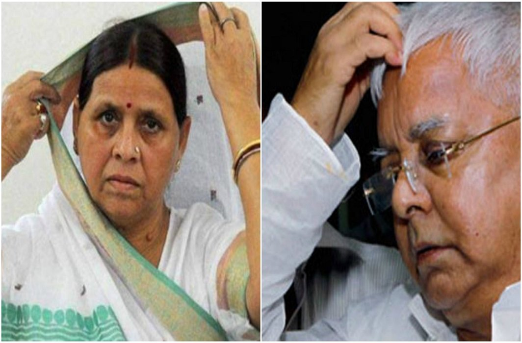 Wonderful! Rabri earns double more than Lalu