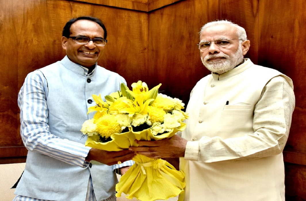 Now not only in government offices But PM Modi and CM Shivraj will meet in the house