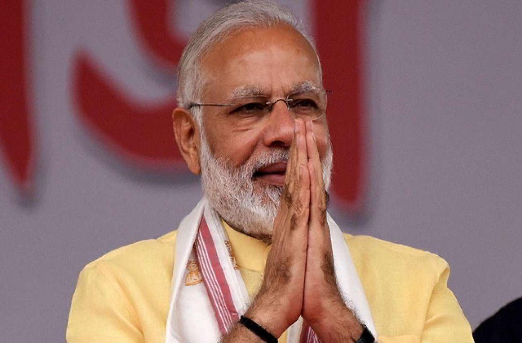 PM Modi on the tour of Madhya Pradesh, The launch of 'National Village Swaraj Campaign' scheme