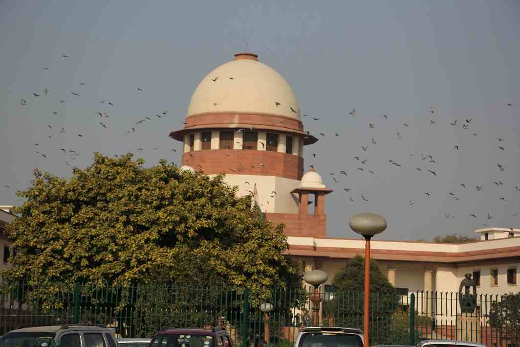 SC ST Act Case Supreme Court fix on its decision