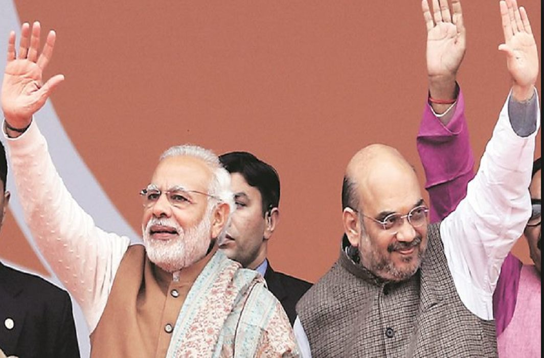 BJP Foundation Day: Modi-Shah congratulated the workers, said BJP Party of New India