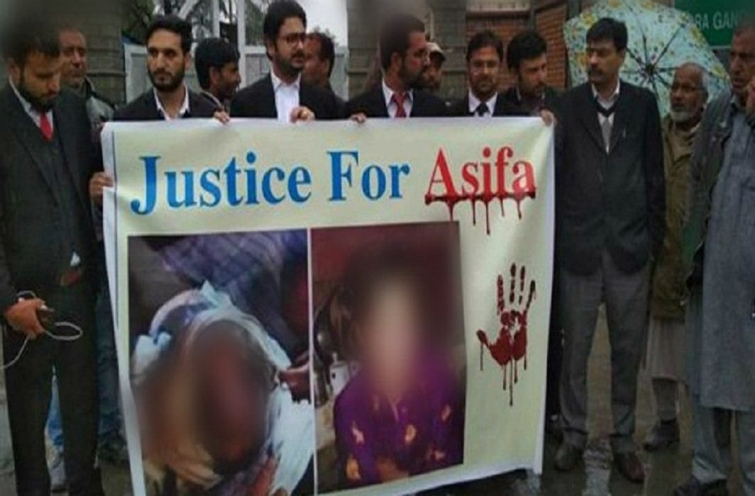 Father's anger in Kathua Gangrape- It is not fair to make Hindu-Muslim for those who do not recognize right-left