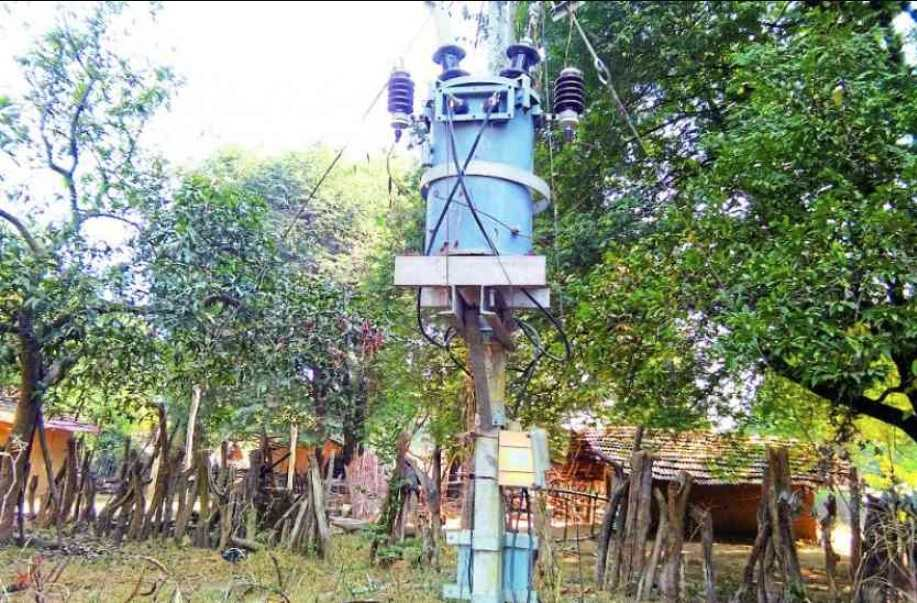 electricity in Sukma village After years and atmosphere of Celebrate