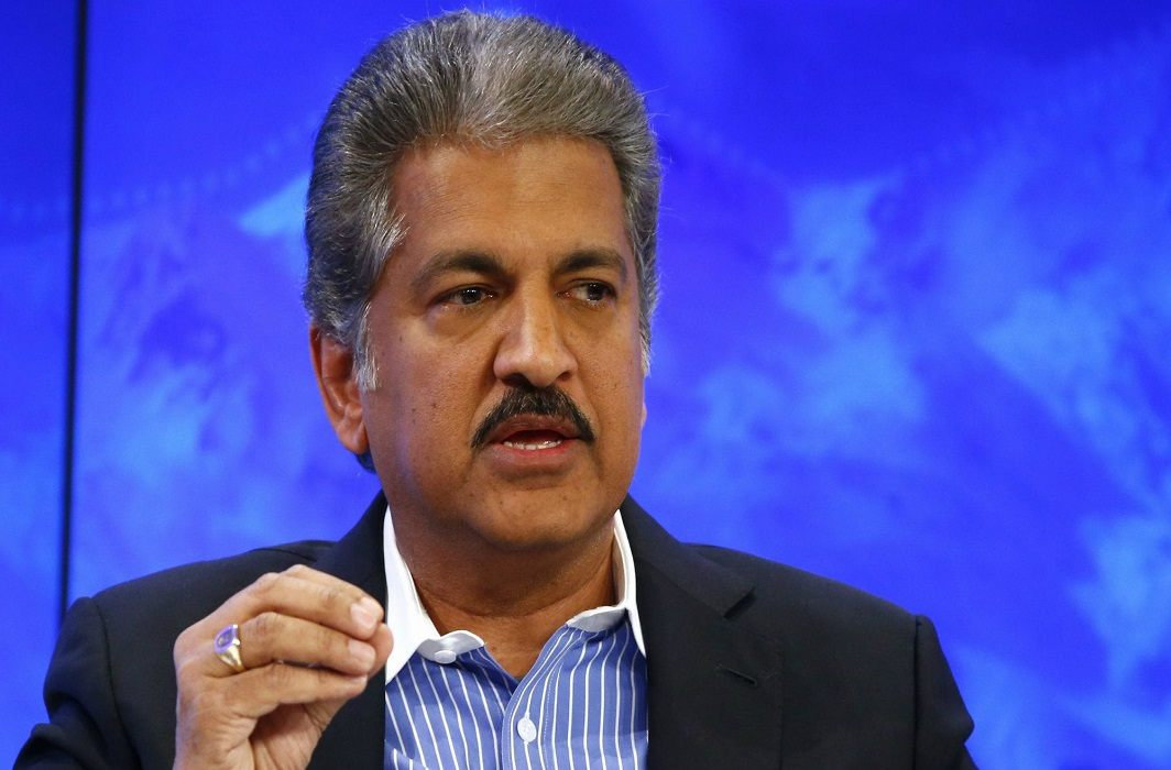 "Anand Mahindra speeks On rape ""Ready to be hangman to hang rapists"""