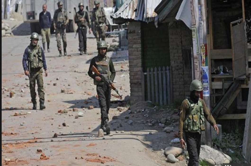 Major action of Army in South Kashmir, 13 terrorists killed in 3 operations