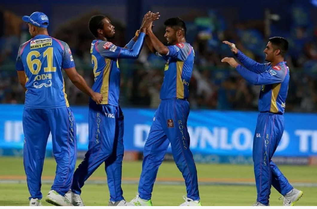 Rajasthan beat Punjab by 15 runs and hopes to go for playoff