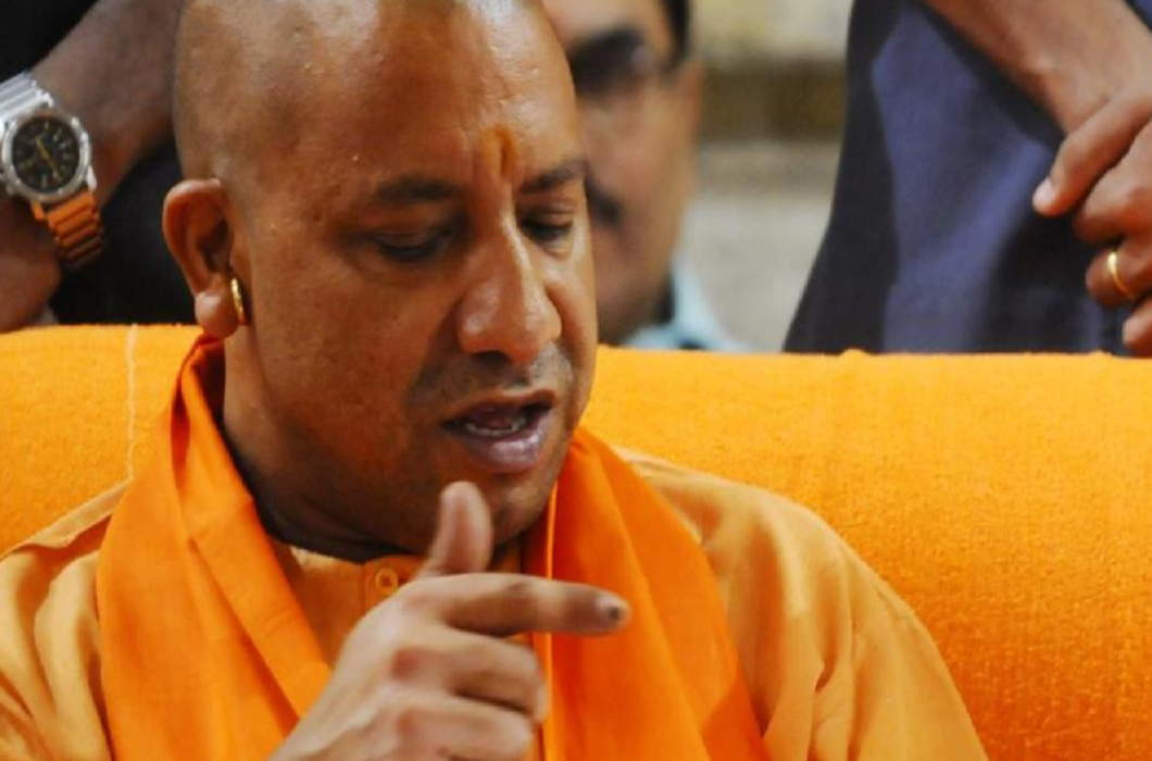 CM Yogi said Relief work In hurricane-affected areas