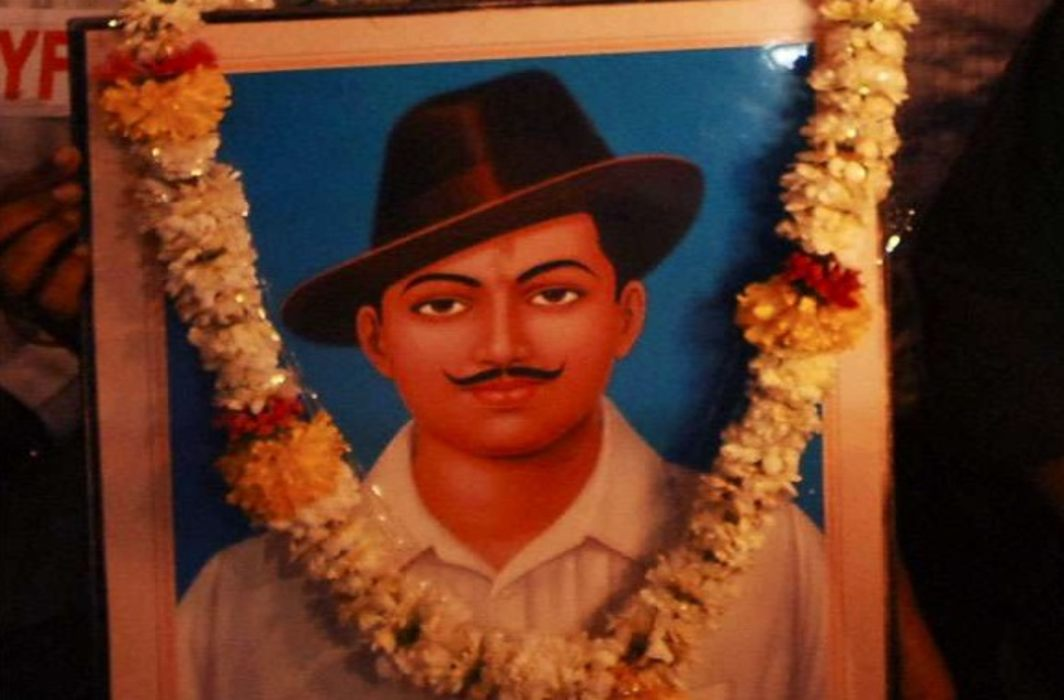 Congress government refused to grant martyr status to Bhagat Singh