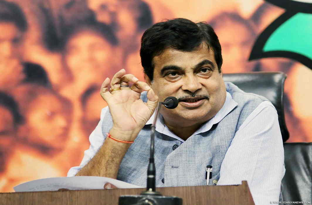 Gadkari's claim, 'Ganga' will be completely cleaned by December 2019