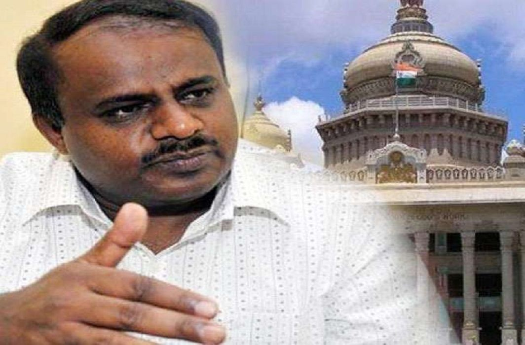 Kumaraswamy accepts before oath, Big challenge to run coalition government