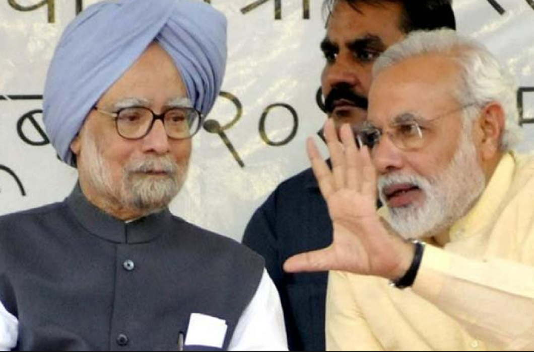 Manmohan's letter to President - PM Modi threatens to Congress
