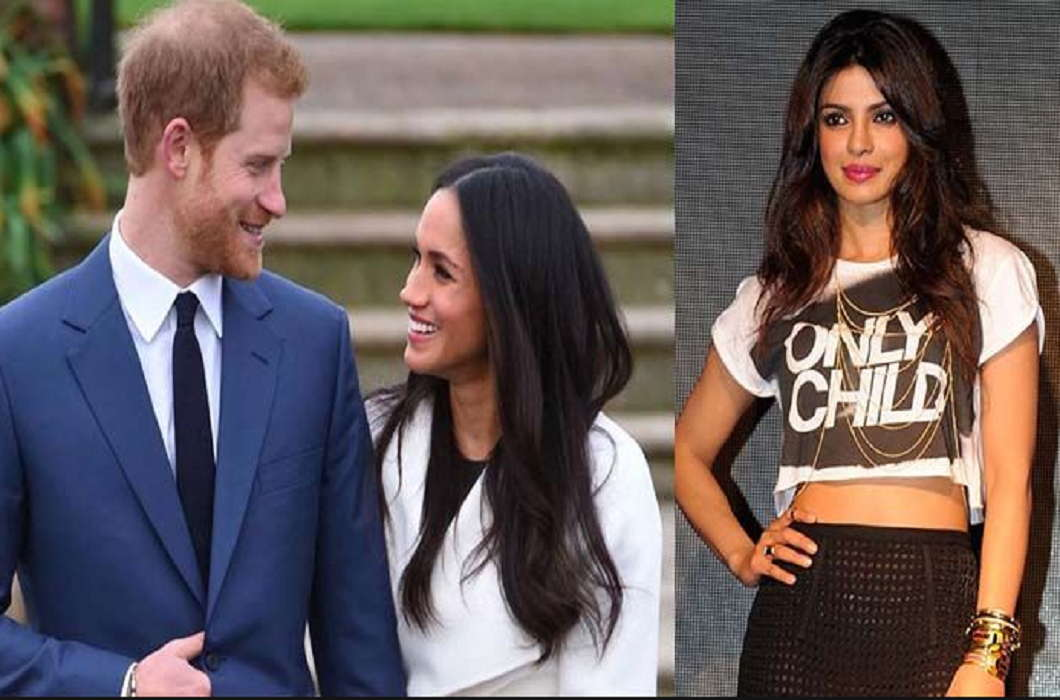 Megan and Prince Harry's royal wedding today, only Priyanka invited from Bollywood