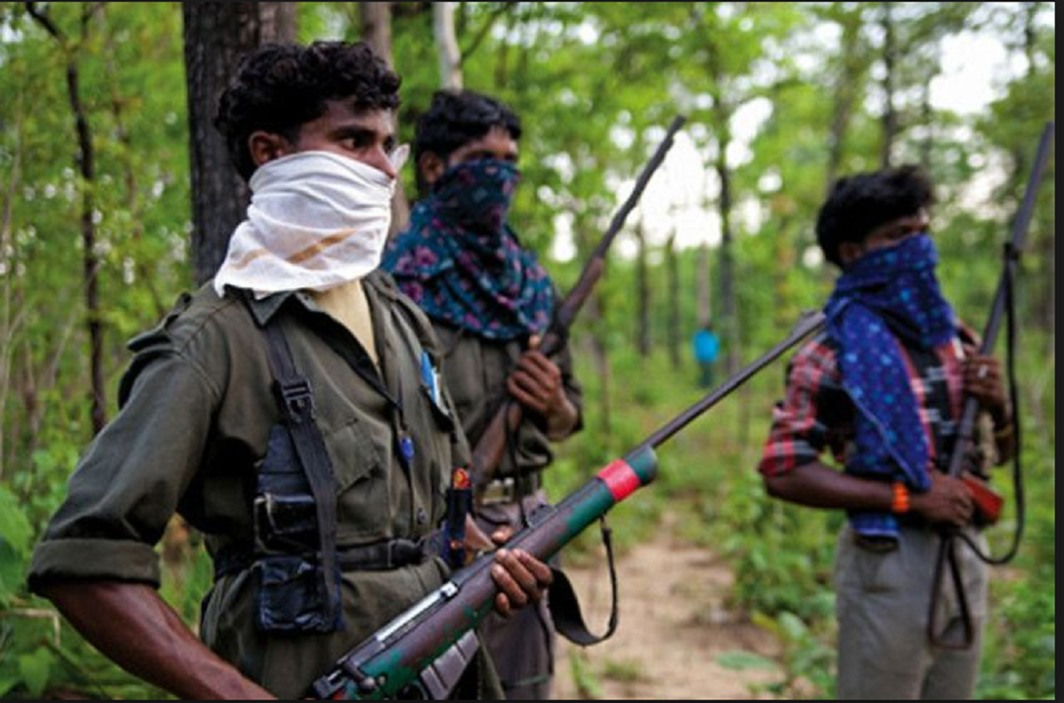Naxalite calls Bharat band in Maharashtra and Chhattisgarh