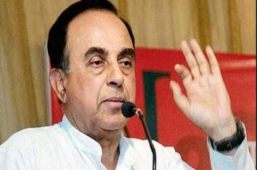 Nehru family has no college pass: Subramanian Swamy