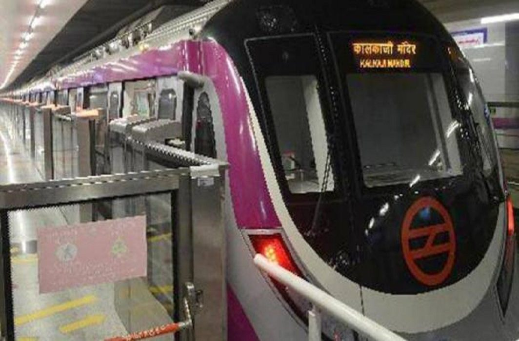 Noida-Gurgaon travel will be easy,CM Kejriwal to inaugurate Magenta Line today