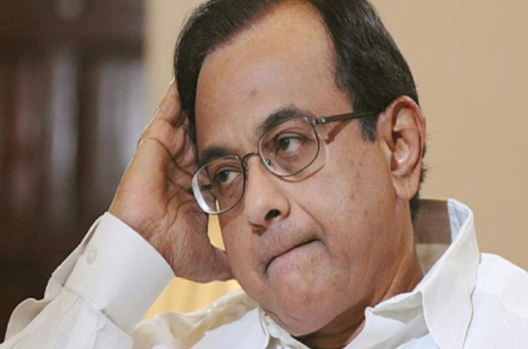 BJP Attack on p chidambaram on foreign property Said- Nawaz Sharif of Congress