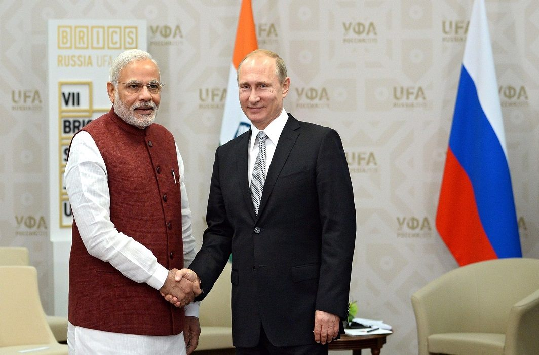 PM Modi leaves for Russia, Said - meeting with Putin will strengthen relationships