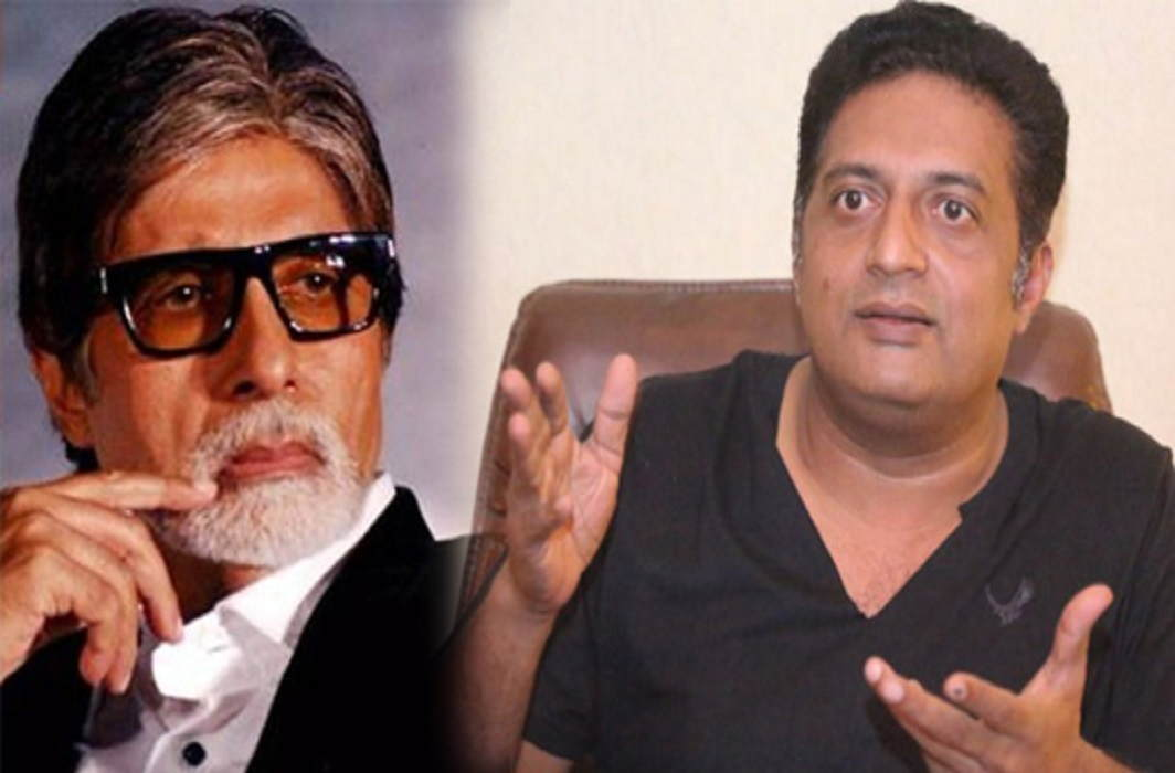 Prakash Raj comments on Amitabh bachchan, Why Amitabh is quiet on Kathua