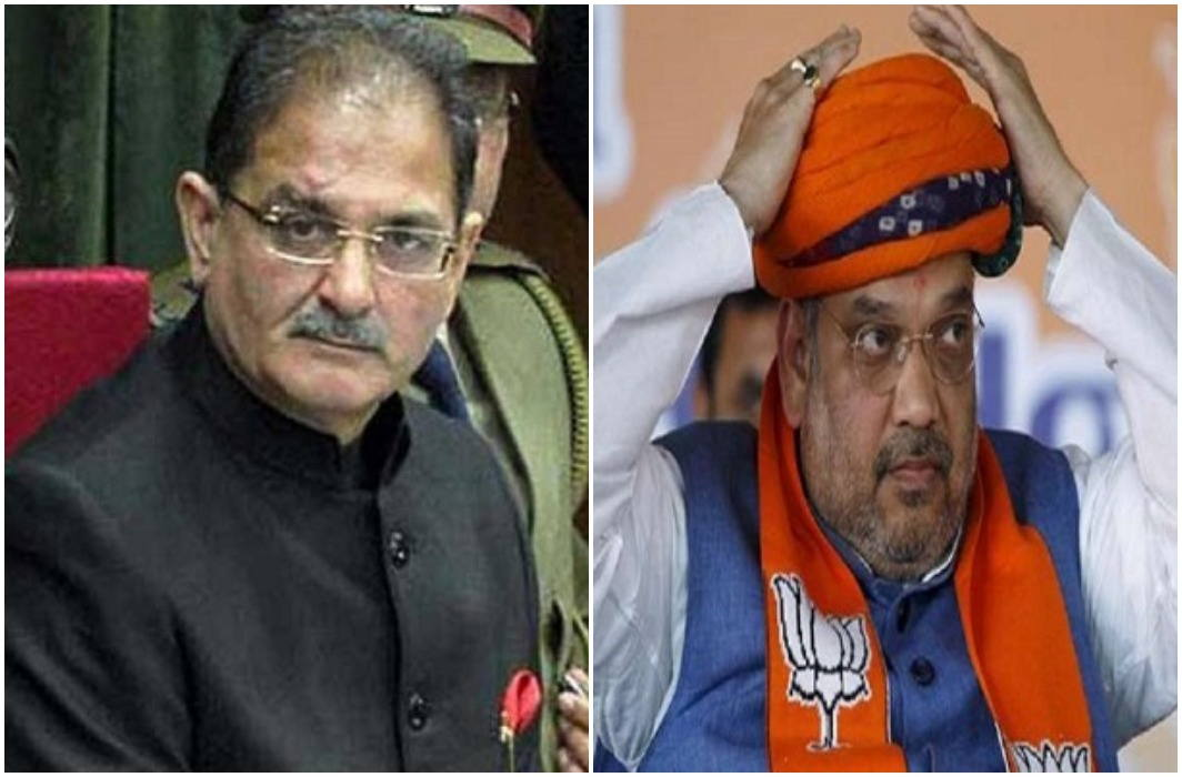 Such a BJP leader, Amit Shah kept calling but did not raise the phone, become Deputy Chief Minister