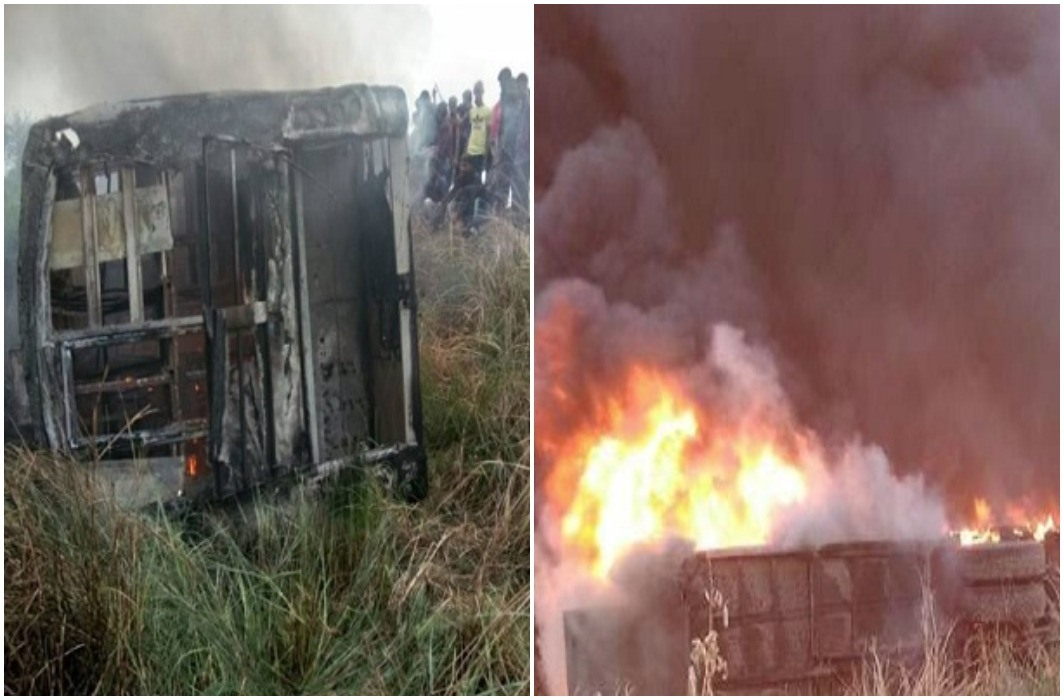 The painful incident in Bihar's Motihari,27 people killed in bus accident