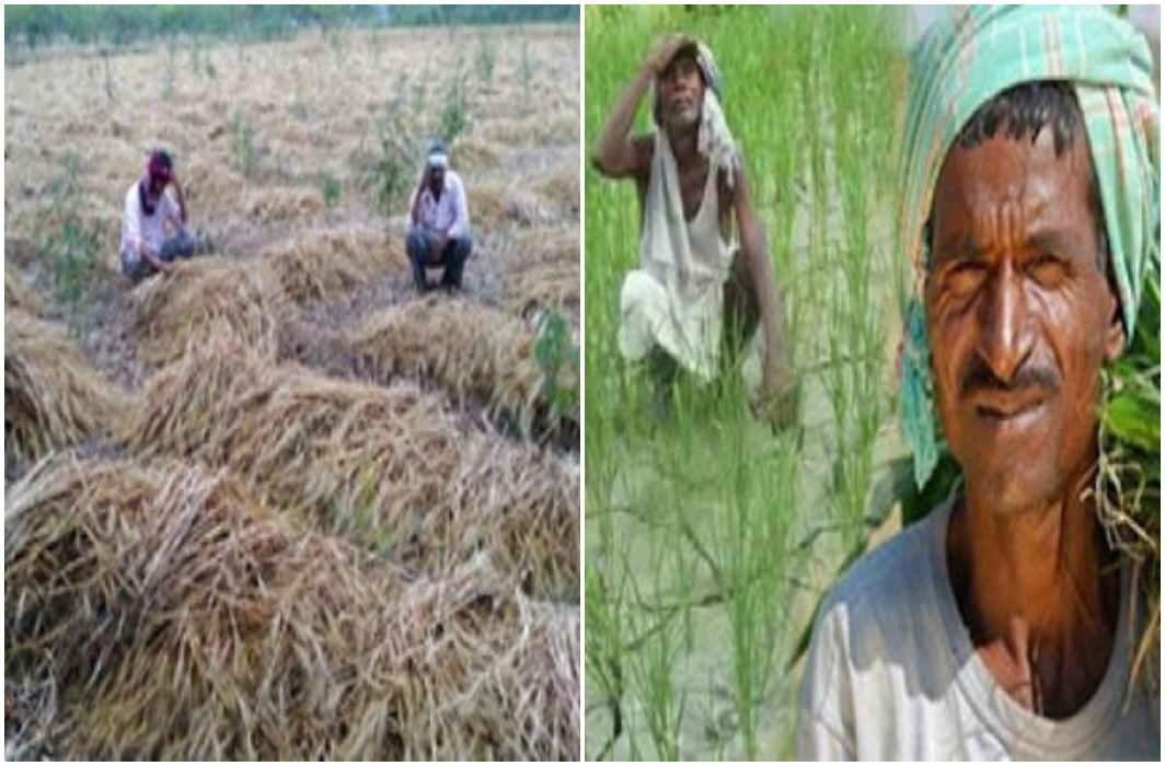 Yogi government's debt waiver Despite Recovery notice to farmers