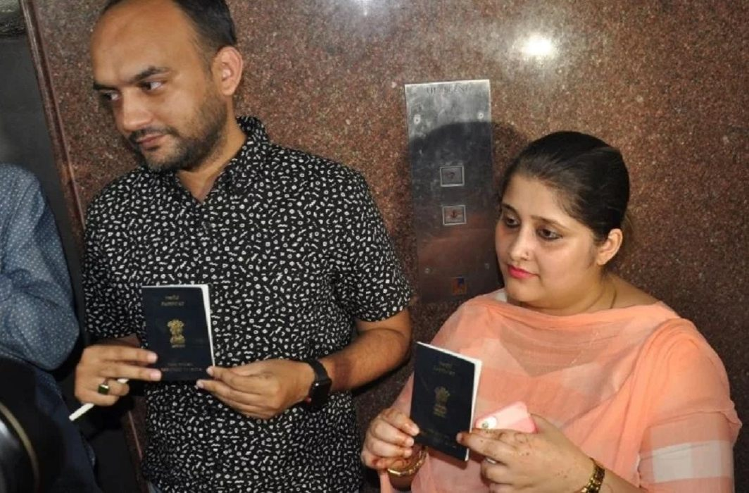 A new twist in the Tanvi Seth passport case, Attempted to abduct the witness