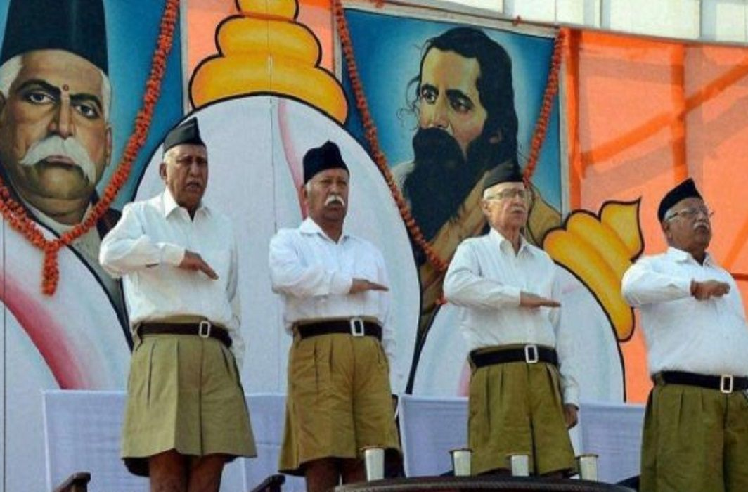 After Pranab Mukherjee, now the RSS has invited Buddhist monk Bhadant Shanti