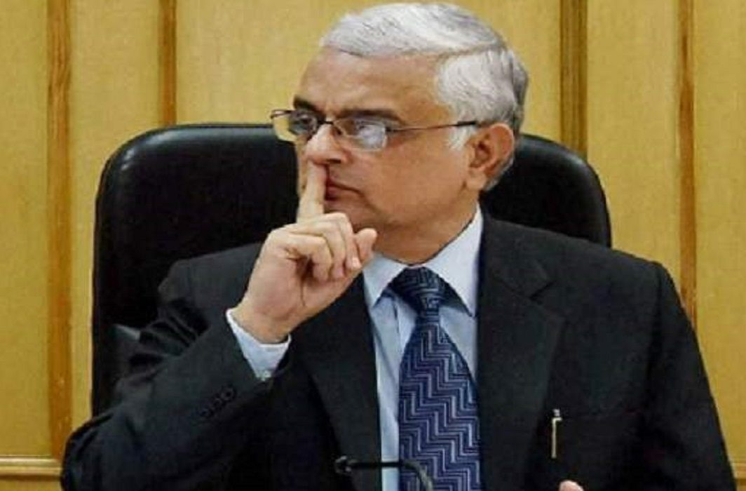 After losing the election, political parties make EVM a scapegoat: Chief Election Commissioner