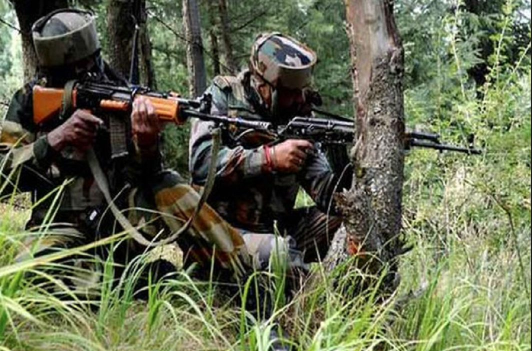 Army's Operation all out start In Jammu And Kashmir, Four Terror Stacks