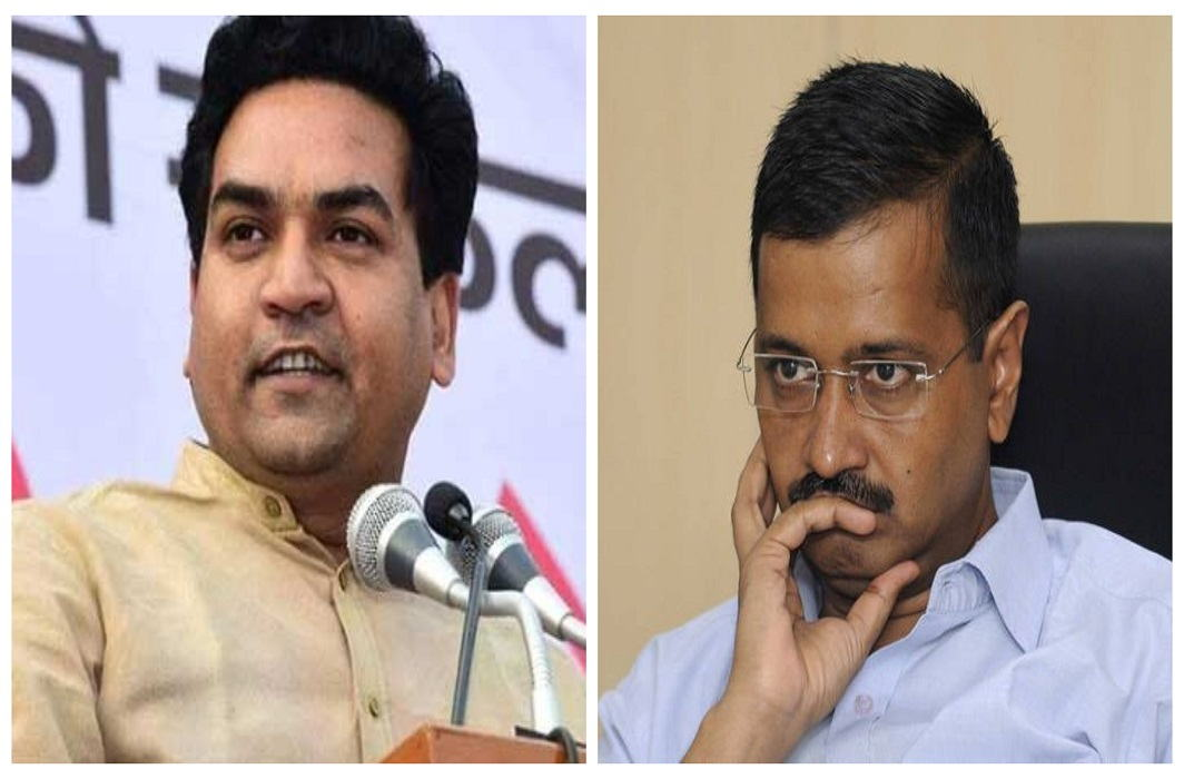 Non presence case in Kejriwal Assembly reached court and Kapil Mishra filed a petition