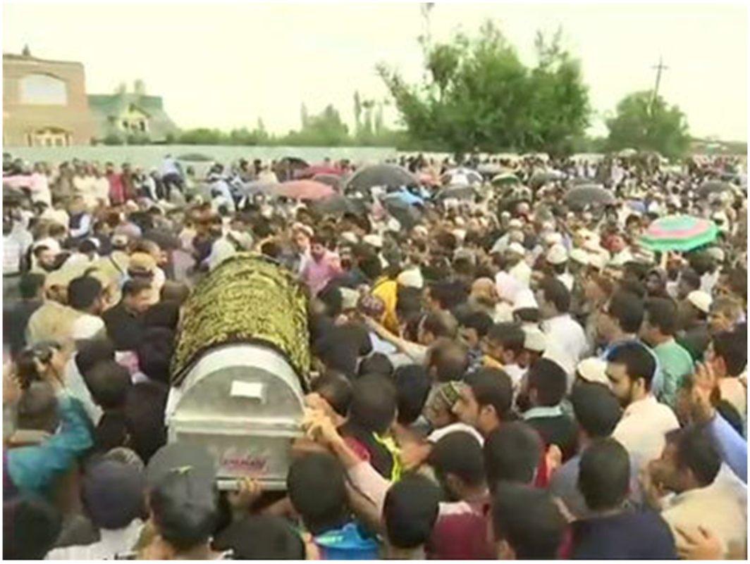 Bukhari Murder Case