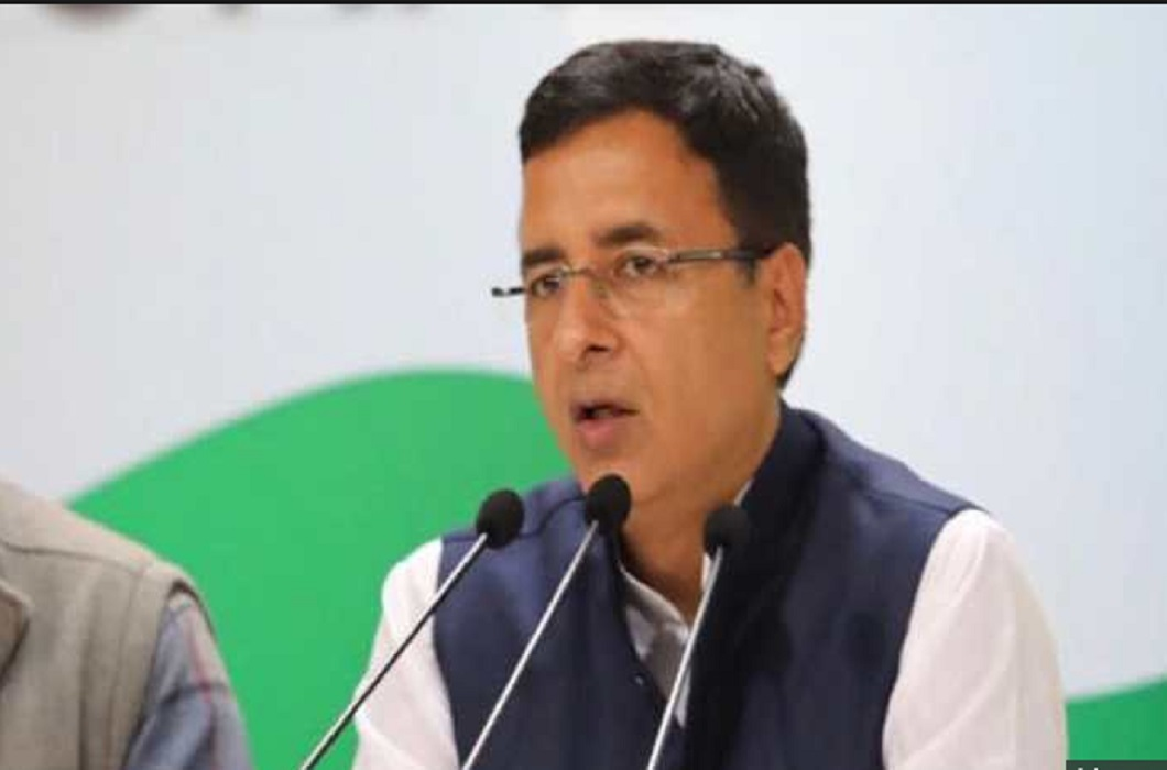 Congress's surgical strike on BJP, Said- not politics on the army