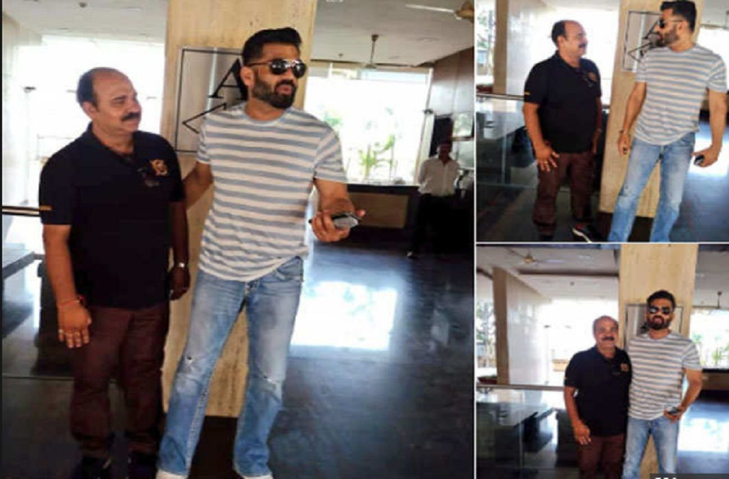 Dancing star dubbed has meet from Sunil Shetty,  Salman-Govinda Challenged with New Video