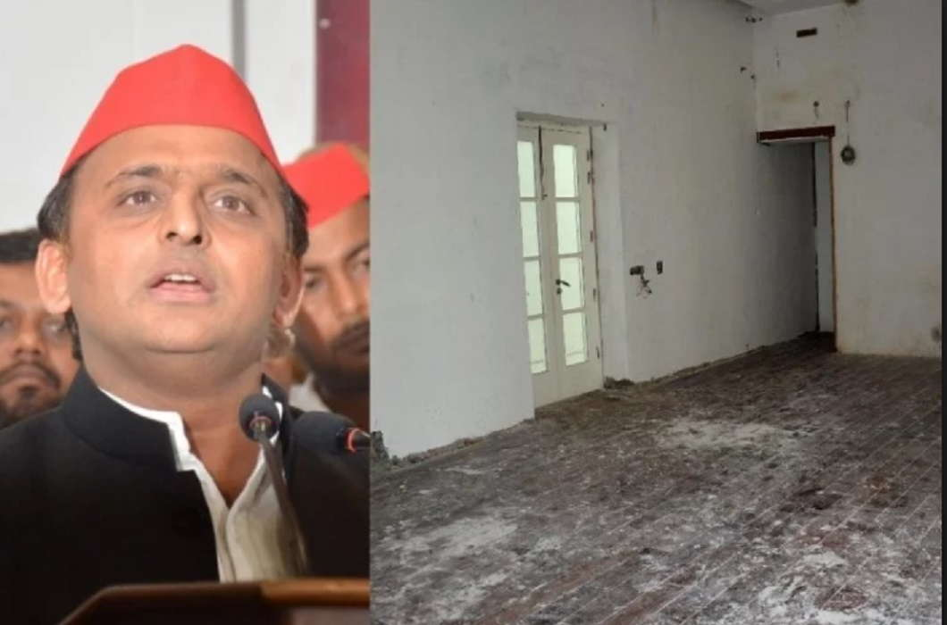 High Court seeks report within 10 डेज In the case of sabotage in Akhilesh bungalow