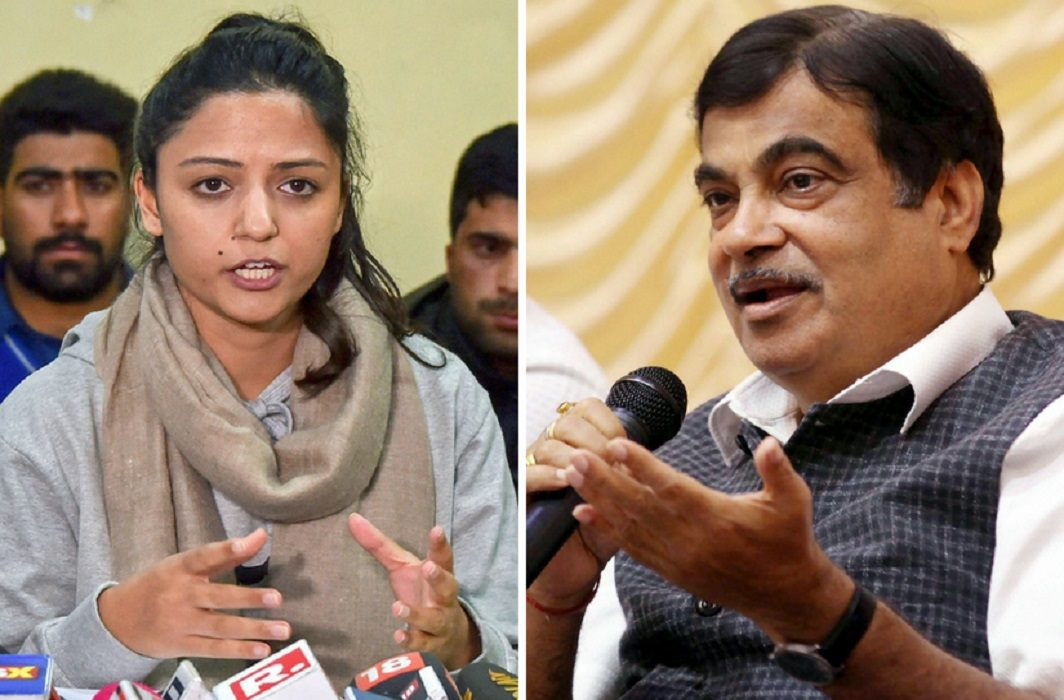Nitin Gadkari has response after Shehla Rashid accuses him of planning to kill PM